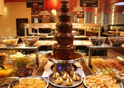 Buffet Desserts Toulouse