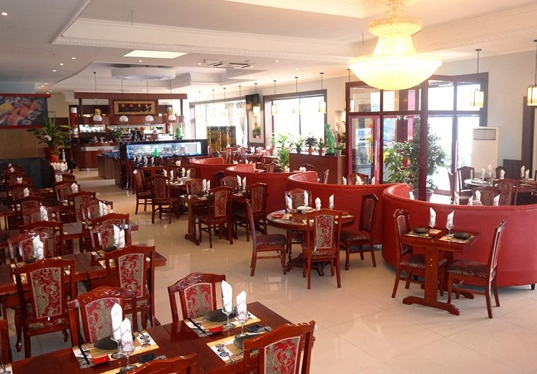 Restaurant Chinois Moulins